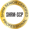 SHRM SCP badge